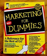MARKETING FOR DUMMIES...ALEXANDER HIAM..1997..A... - $2.99