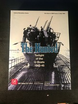 The Hunted History Simulation Game from GMT Games (2019) NEW SEALED - $46.74