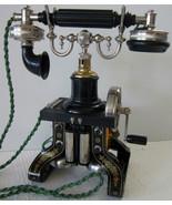L.M. Ericsson Telephone  Model Replica 1895 - $995.00