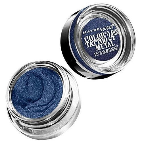 Primary image for Maybelline Eye Studio Color Tattoo Metal 24 Hour Cream Gel Eyeshadow, 75 Electri