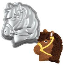 Wilton Pretty Pony Cake Pan one mix aluminum Little Horse - ₨1,341.55 INR