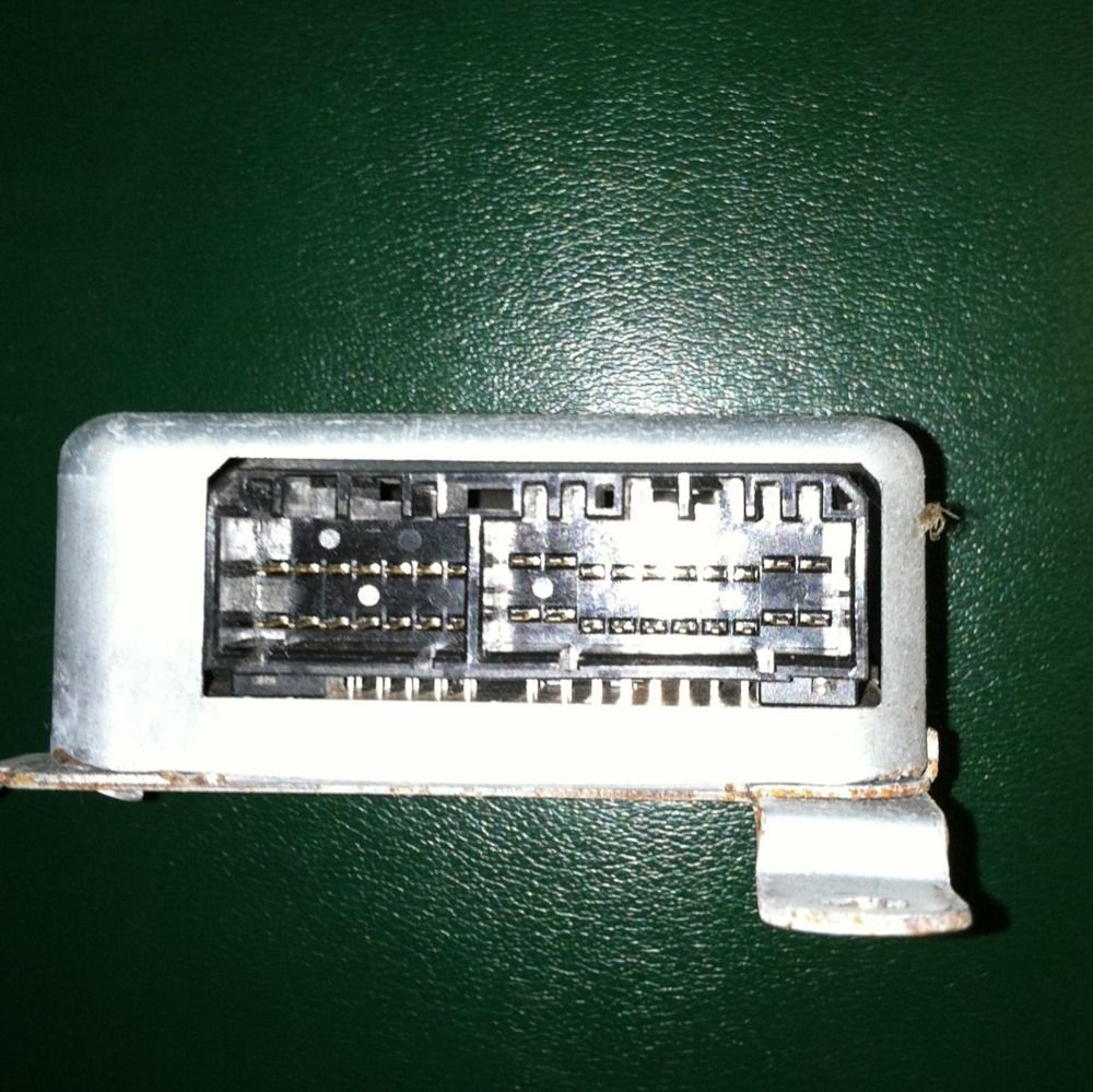 1998-2002 Isuzu Trooper Theft Locking Alarm Module 897167-9911