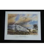 National Railroad Museum 2010 Membership Train Print Signed Numbered Kru... - $9.50