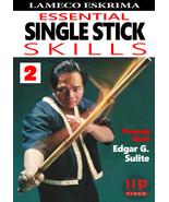 Lameco Eskrima Essential Single Stick Skills #2 Martial Arts DVD Edgar S... - $19.99