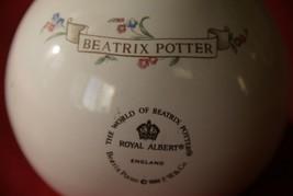 Royal Albert Bank, Beatrix Potter Bank, Hunca ~ Munca Bank, Fine Bone Ch... - $25.00