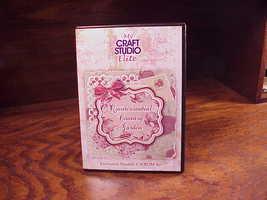 My Craft Studio Elite Quintessential Country Ga... - $8.95