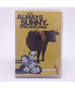 It's Always Sunny in Philadelphia The Complete 4th Season DVD - $9.90