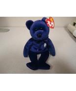 Princess Diana Ty Beanie Baby Bear 1997 P.E. Pellets China Rare Mint wit... - $58.50