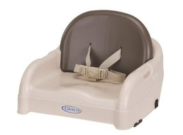 Baby Feeding Booster Chair Graco Blossom Seat BrownTan h1150 l1500 w1600... - $41.86