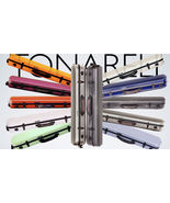 TONARELI Fiberglass Violin 4/4 OBLONG Hard Case - NEW - Choice of colors... - $229.00+