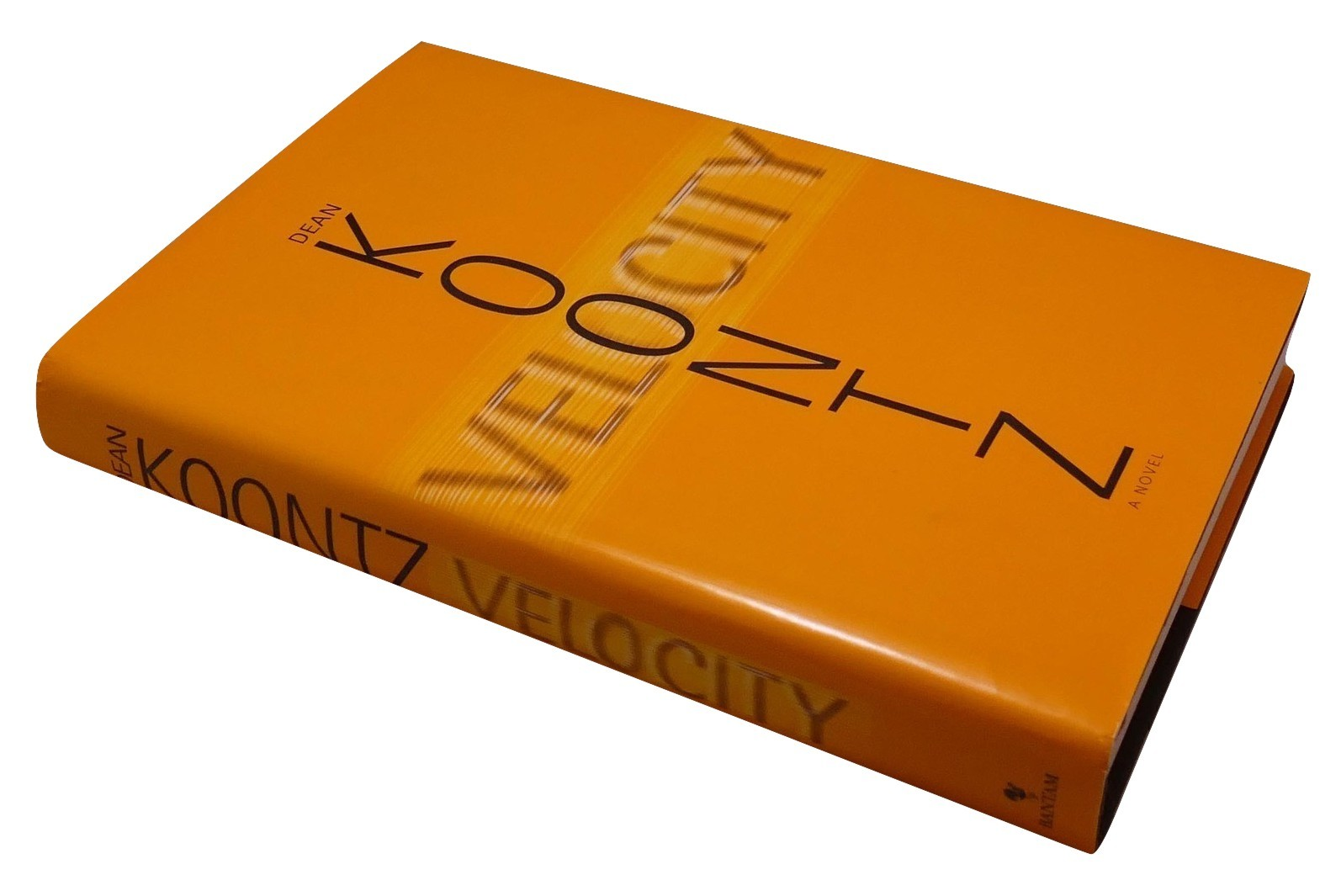 Primary image for Velocity by Dean Koontz 2005 Hardcover Book Fiction