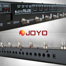 JOYO PXL LIVE Programable Effect Looper Commander System with MIDI FREE ... - $209.00