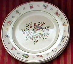 Johnson Brothers Twelve Days Of Christmas Dinner Plate - $10.88