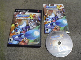 Mega Man X Collection (Sony PlayStation 2, 2006)  - $12.82