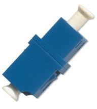 Fiber Optic Adapter LC to LC Singlemode Simplex UPC - $9.50