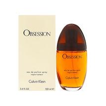 Obsession By Calvin Klein For Women 3.4oz Edp Spray Perfume - $29.50
