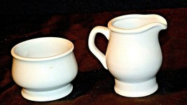 Pfaltzgraff Cream and Sugar Canister USA AA20-2131d Vintage image 2