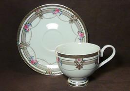 Bavarian Germany Desgin Fine Porcelain ChinaTea Cup & Saucer Set. - $19.75