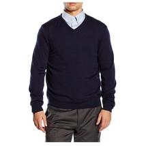 Dark Blue 56 IT - XL US Armani Collezioni mens sweater V neck PCM19M PC0... - $507.35