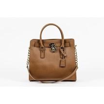 Brown ONE SIZE Michael Kors Ladies Hamilton Lar... - $993.38