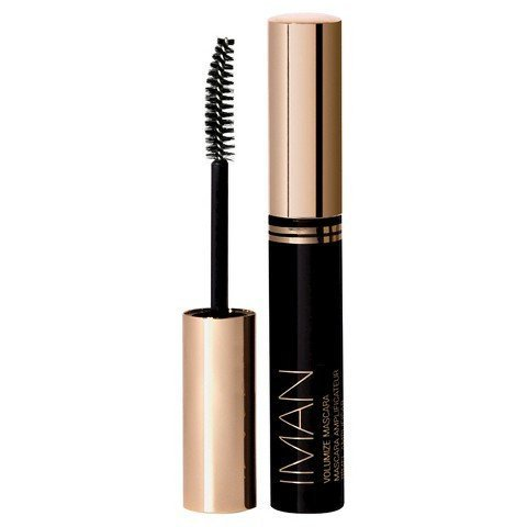 Primary image for IMAN Mascara, Volumize, Black Ink - 0.25 oz