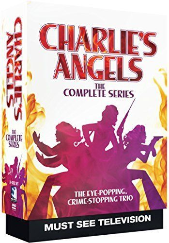 Charlie's Angels: The Complete Series DVD Box Set New Classic TV Show Seasons