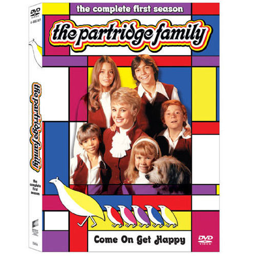 The Partridge Family - Complete First Season1  (DVD 3-Disc Set) New TV Series