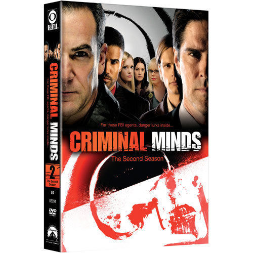 Criminal Minds: The Complete Second Season 2 [6 DVD] New TV Series