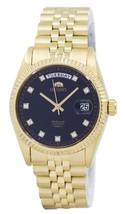 Orient Automatic Japan Made Diamond Accent Ev0j001b Men's Watch - $204.00