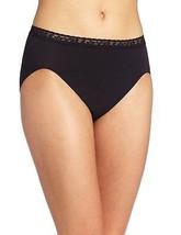 Bali Women's Comfort Revolution Seamless Lace Hi Cut Panty 2650 - $6.92+