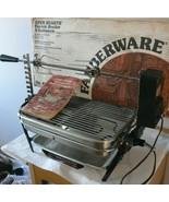 Gently Used Farberware OpenHearth Electric Broiler Rotisserie/Grill 455N... - $197.99