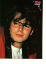 John Taylor Duran Duran teen magazine pinup clipping close up 1980's Bop - $1.50