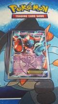 Pokemon Deoxys EX BW82 Holo Foil Tin Promo Card NM + HARD PROTECTOR SLEEVE - $4.94