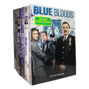 Blue Bloods The Complete Series Seasons 1-7 DVD Box Set 42 Disc Free Shipping