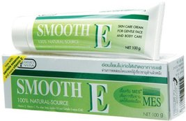 Smooth E Cream With Vitamin E & Aloe Vera 100g - $21.23