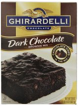 Ghirardelli Dark Chocolate Brownie Mix, 20 oz - $5.93