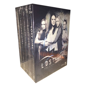 Lost Girl The Complete Seasons 1-6 1.2.3.4.5.6 DVD Box Set 29 Disc Free Shipping