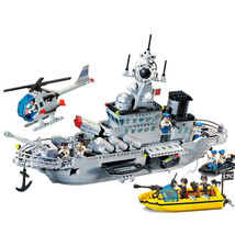 War Missile Cruiser Military Army Soldier Fit Lego War Building Block To... - $94.99