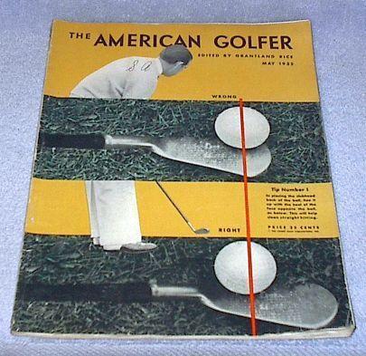 Am golfer may 35a