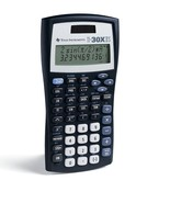 Texas Instruments Electronic Math Scientific Calculator Solar & Battery ... - $19.66