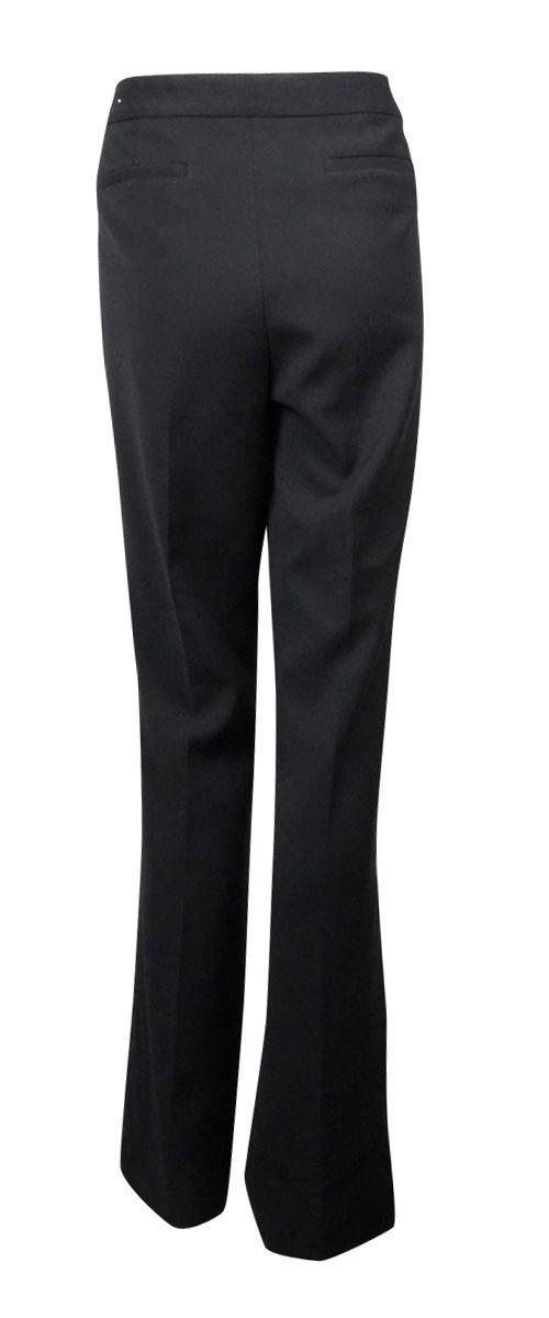 Anne Klein Women's Connoisseur Dress Pants, Navy, 4S