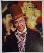 Gene Wilder Hand Signed Autograph 8x10 Photo COA Willy Wonka - $129.99
