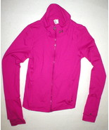 NWT Womens S New Under Armour Studio Luxe Jacket Thumbholes Yoga Zip Hot... - $39.60