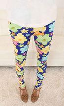 SUPER SOFT WARM LEGGINGS Leggins Yoga Pants Exercise Sports Fibromyalgia... - $12.99
