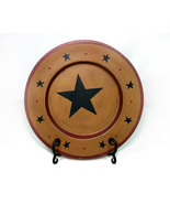 Federal Star Decorative Plate for Country or Primitive Decor - $15.99