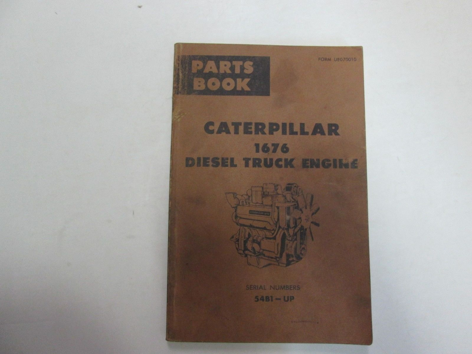 Caterpillar 1676 Diesel Truck Engine Parts and 50 similar items