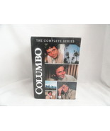 Columbo Complete Series DVD 34 Discs 69 Episode... - $99.99