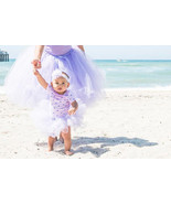 Very Full Mother and Daughter Matching  Lavender Tutu Set - $55.00+