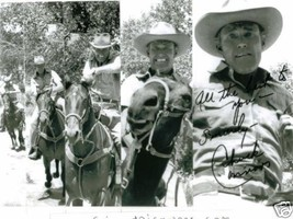 CHUCK CONNORS SIGNED AUTOGRAPHED RP PHOTO THE RIFLEMAN - $13.99