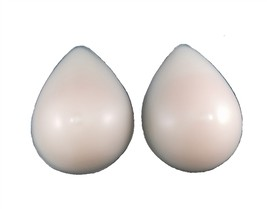 Envy Body Shop Concave Beige Swim Silicone Breast Forms - $79.99+